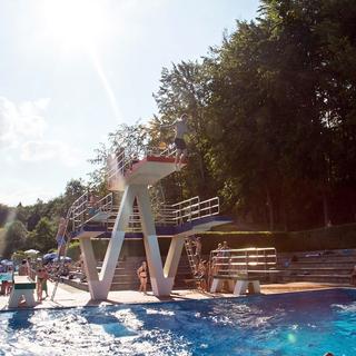 Schwimmbad Parsberg